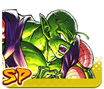Piccolo - Fused with Kami