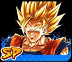Goku - Super Saiyan 2 (DBL-EVT-20S)