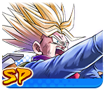 Trunks (Adult) - Super Saiyan 2 (DBL08-02S)