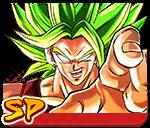 Kale (Berserk) - Super Saiyan