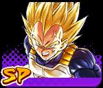 Vegeta - Super Saiyan 2