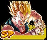 Vegeta - Super Saiyan