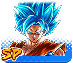 Goku - Super Saiyan God SS