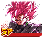 Goku Black - Super Saiyan Rosé