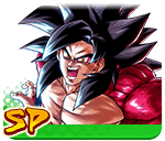 Goku - Super Full Power Saiyan 4