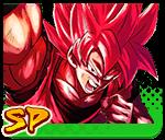 Goku - Super Kaioken
