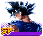 Goku - Ultra Instinct -Sign-
