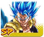 Gogeta - Super Saiyan God SS