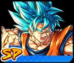 Goku - Super Saiyan God SS