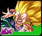 Gotenks - Super Saiyan 3