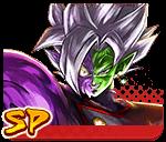 Fusion Zamasu - Half-Corrupted