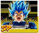 Vegeta - Super Saiyan God SS Evolved